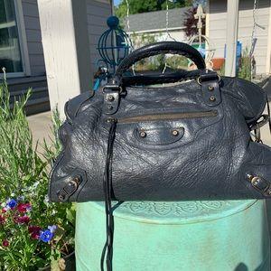Balenciaga Giant City bag, black 🎱